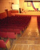 Зрительный зал нижегородского ГУВД